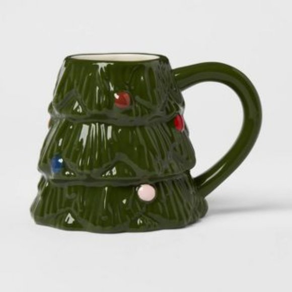 Target Threshold Christmas Tree Mug